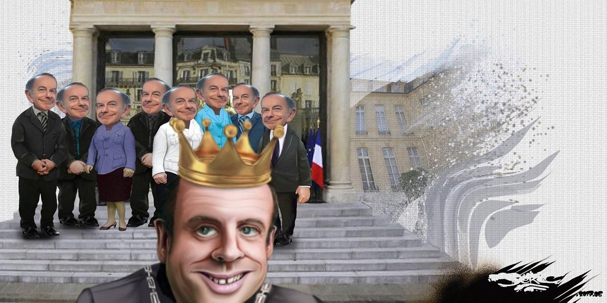 Le gouvernement d'Emmanuel Macron est surtout aux ordres du patronnat