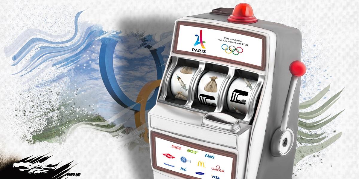 Les Jeux Olympique à Paris, c'est le nouveau Jackpot !