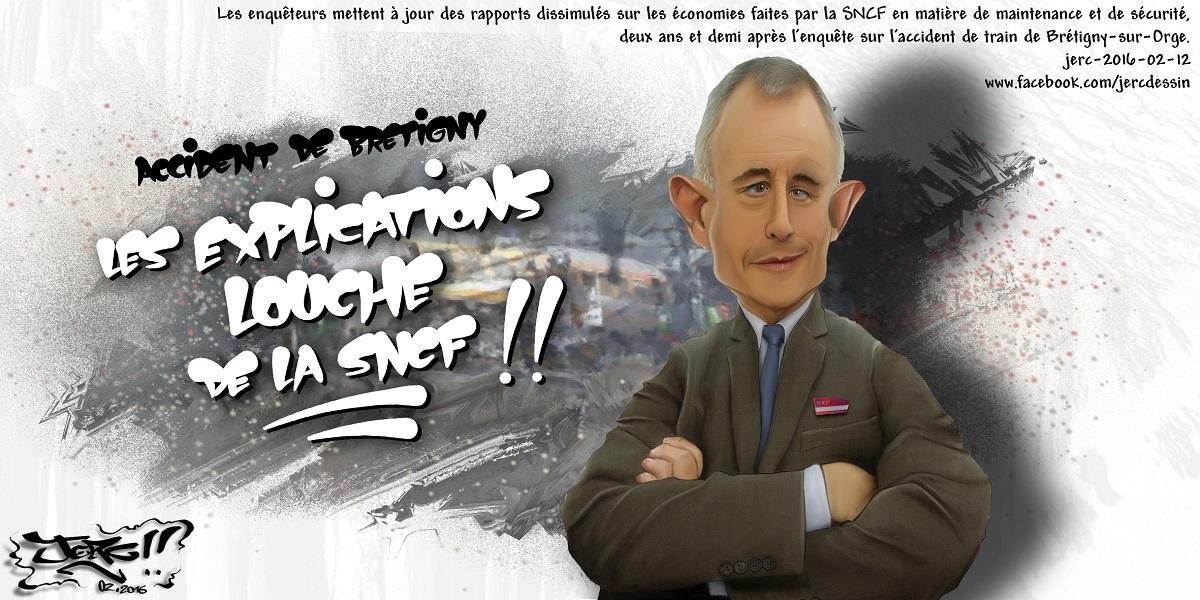 Guillaume Pepy, champion de la dissimulation à la SNCF