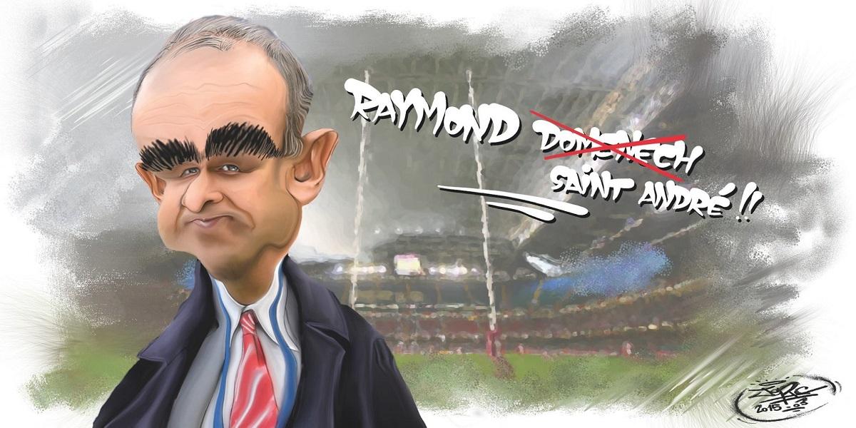 Philippe Saint-André et Raymond Domecnech, rugby et foot, même combat ?