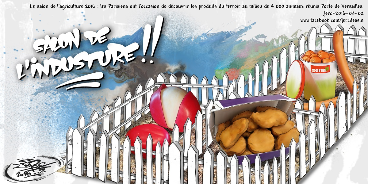 Industrie blagues et dessins for Salon de l industrie 2017
