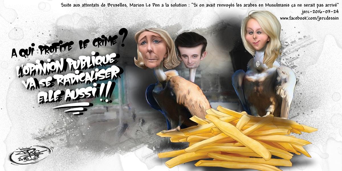 Au Front National, les Le Pen ont toutes les solutions, y compris le retour en musulmanie