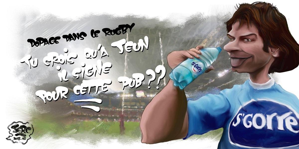 Pierre Ballester dénonce le dopage dans le rugby