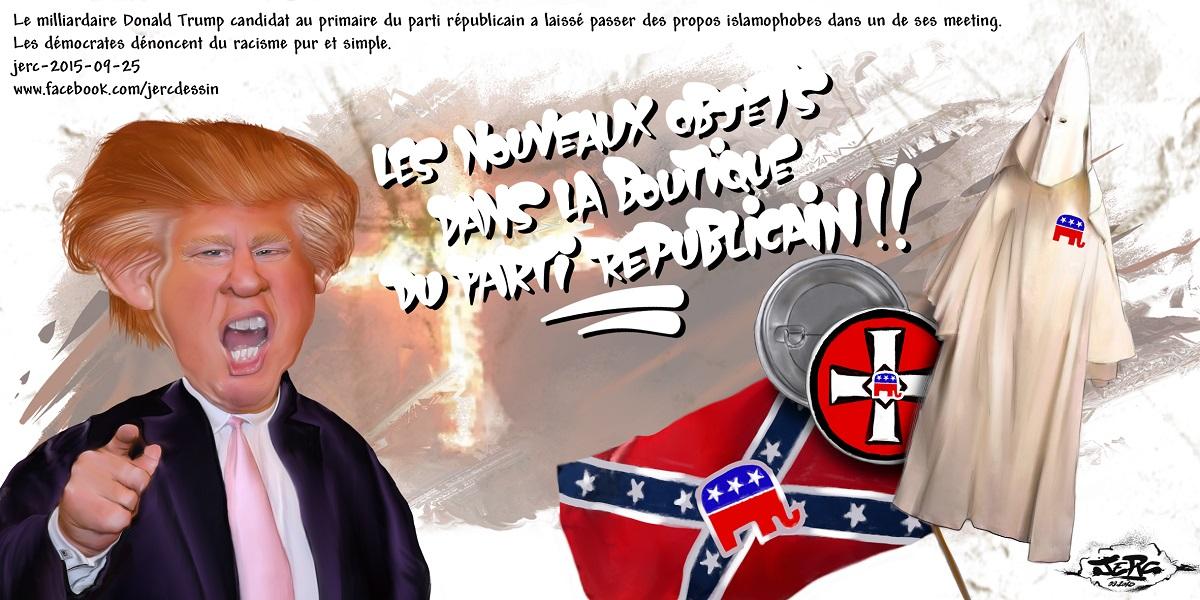 Donald Trump serait-il raciste ?