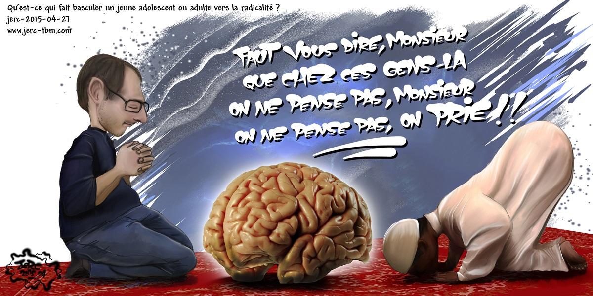 Donnez un cerveau à tous les croyants !