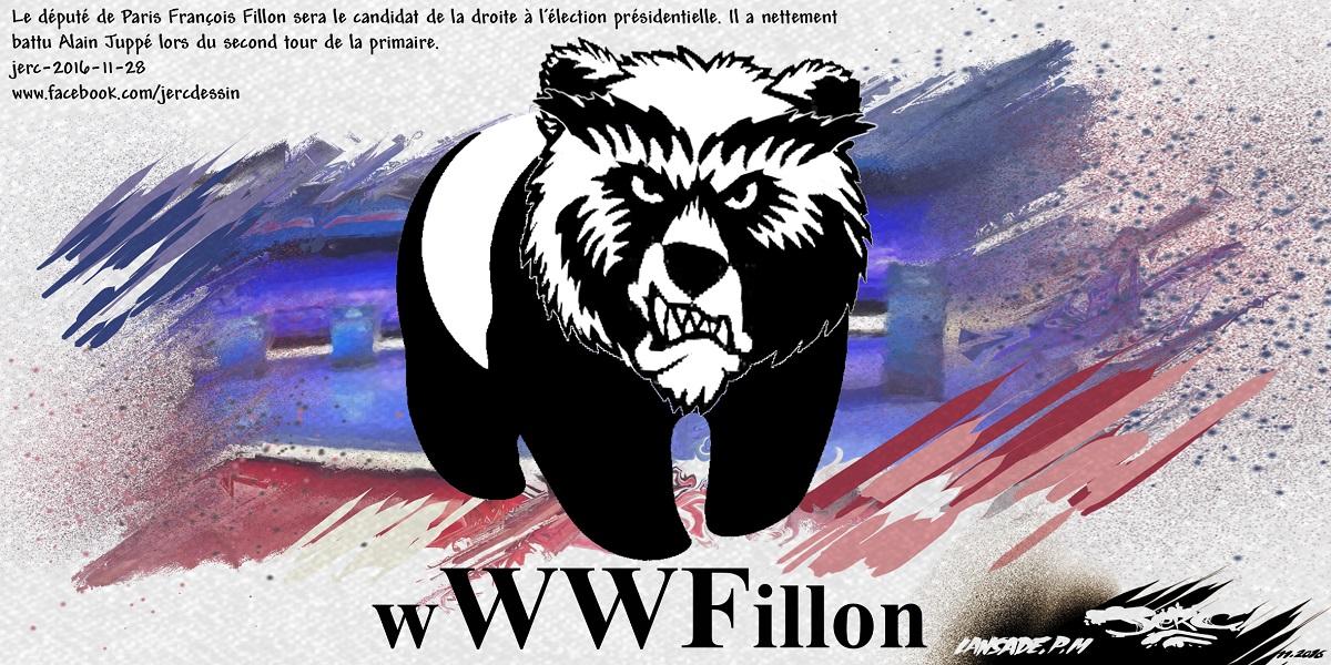 François Fillon bat Alain Juppé... mieux que la WWF