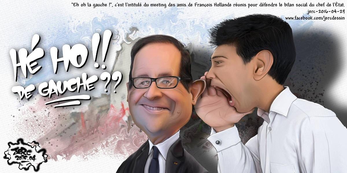 François Hollande est-il toujours de gauche ?