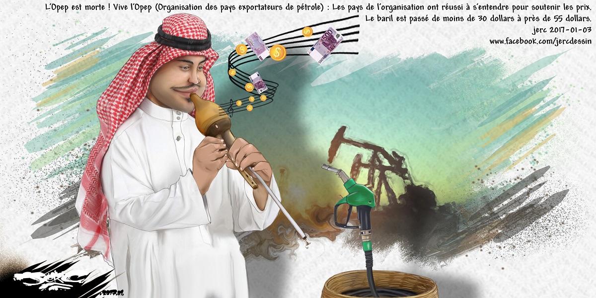 L'OPEP nouvelle formule ; les charmeurs du prix du pétrole