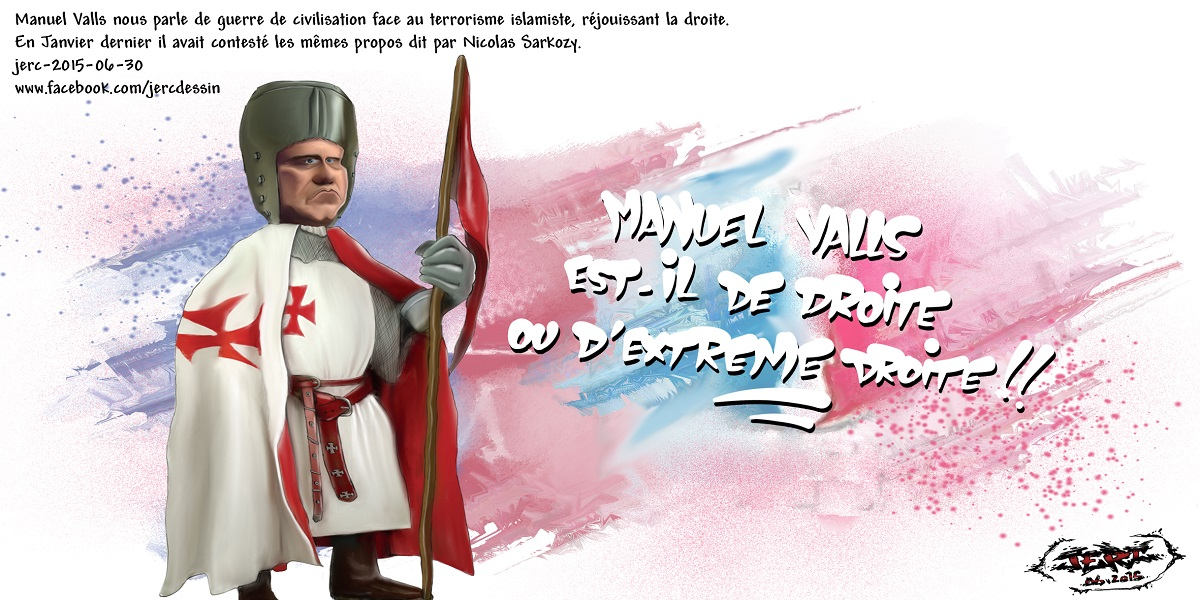 Manuel Valls, prêt à partir en croisade ?