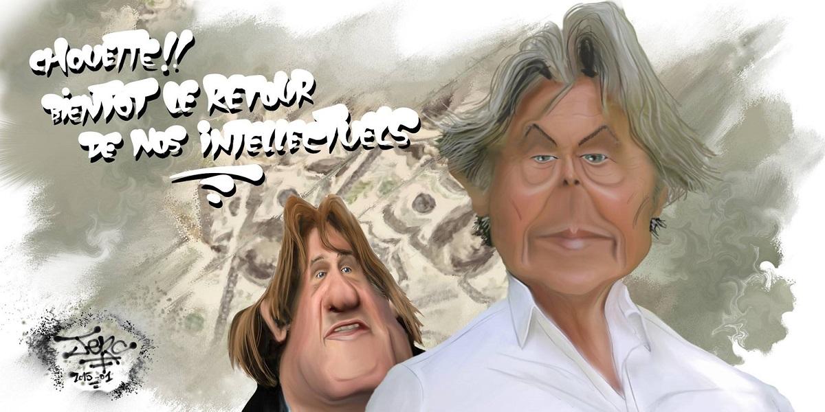 Faut-il vraiment souhaiter le retour d'Alain Delon et de Gérard Depardieu ?