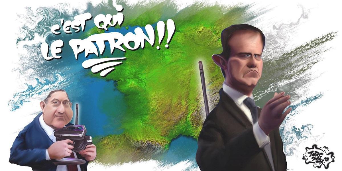 Manuel Valls téléguidé par le patronat