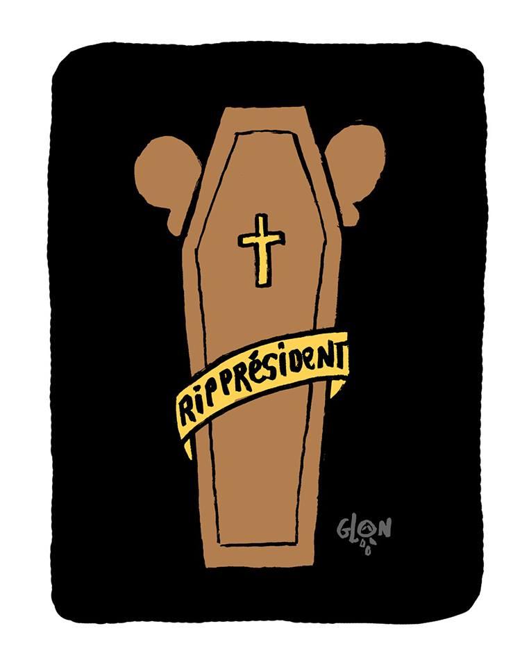 dessin d'actualité en hommage à Christophe Salengro