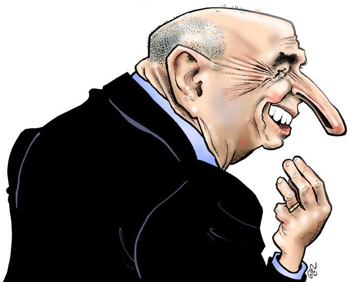 dessin humoristique de Gérard Collomb