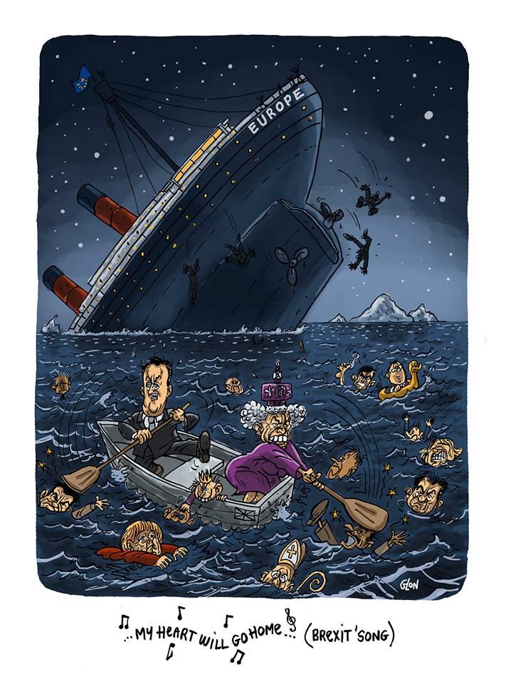 Dessin d actualit page 17 blagues et dessins - Dessin du titanic ...