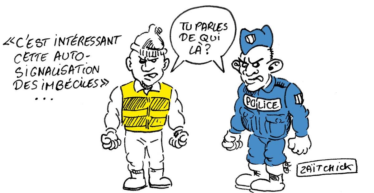 Blague Sur Le Blocage Du 17 Novembre Blagues Et Dessins
