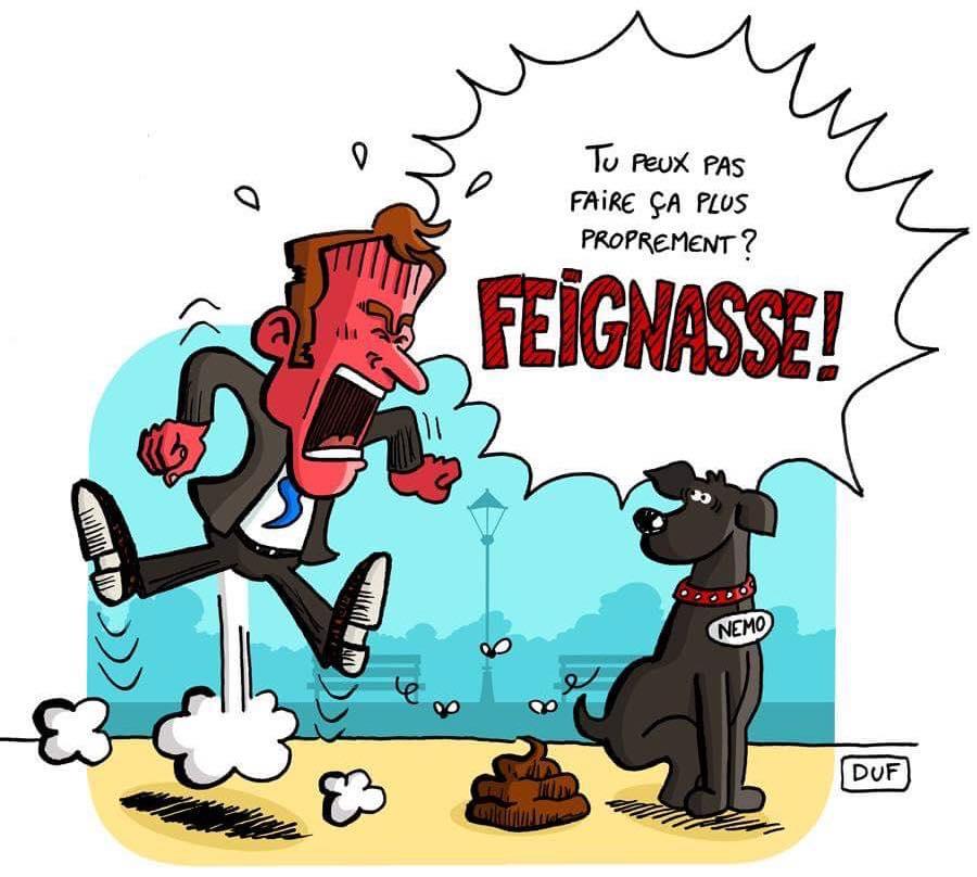 dessin d'actualité humoristique sur Nemo et l'anniversaire d'Emmanuel Macron
