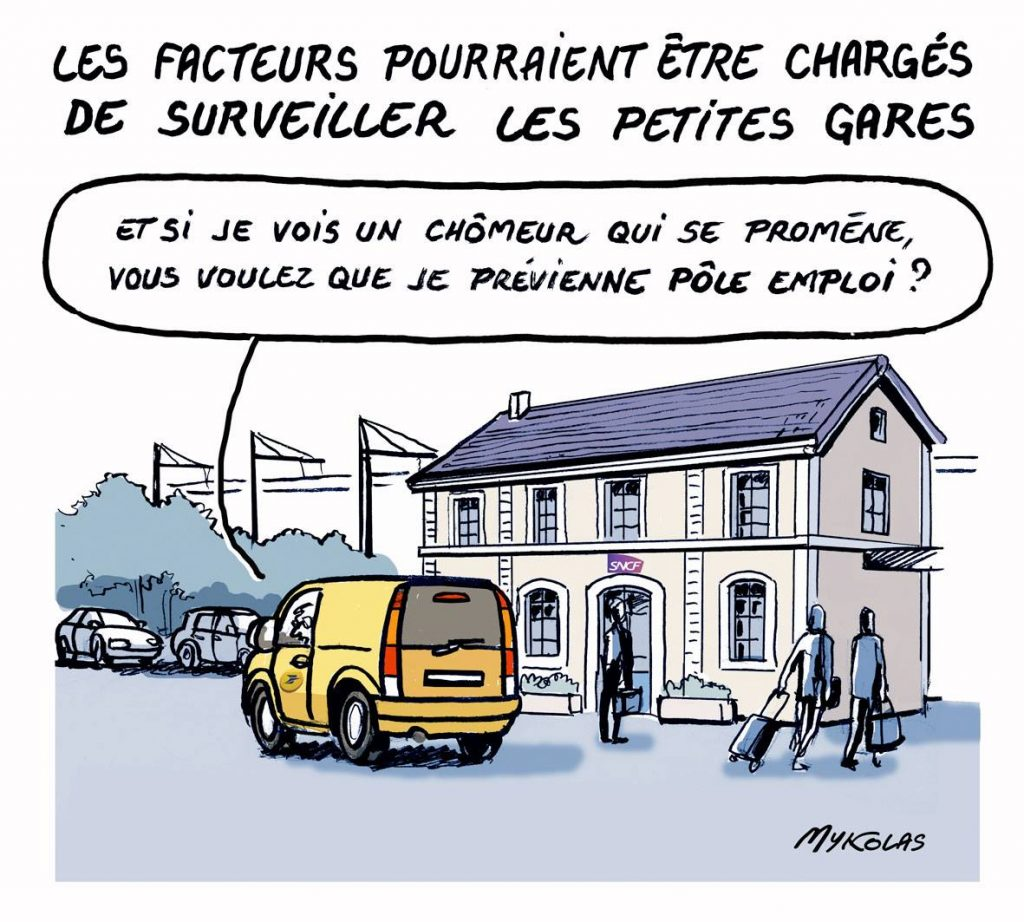Blague sur la poste blagues et dessins - Facteur dessin ...
