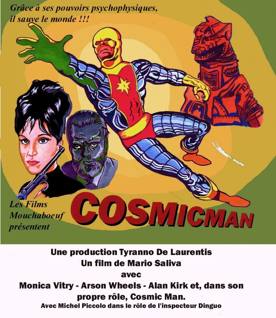 Fausse affiche de film réalisée par Zaïtchick