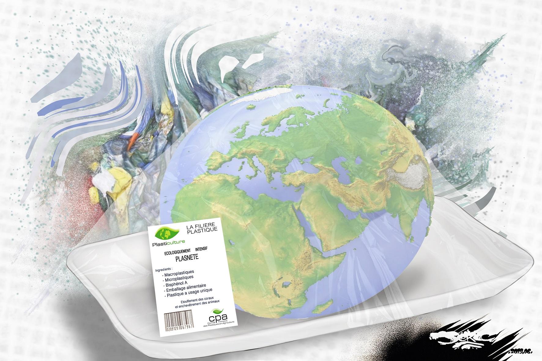 Pollution Plastique Blagues Et Dessins