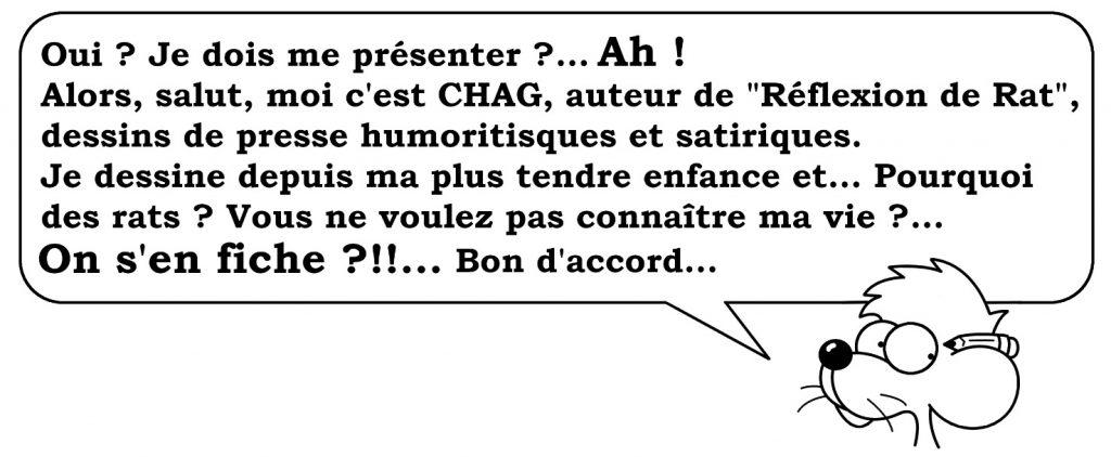 dessin de présentation de Chag
