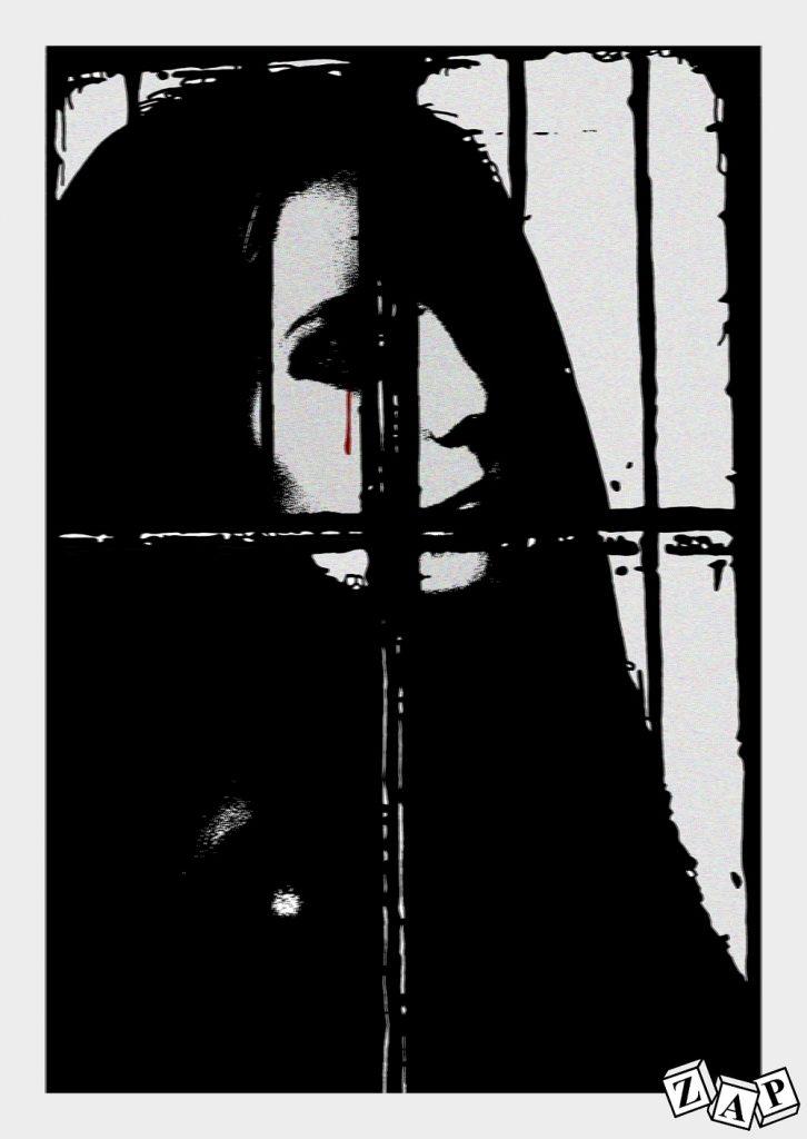 dessin d'actualité de Zap sur le Grenelle des violences conjugales et les violences faites aux femmes