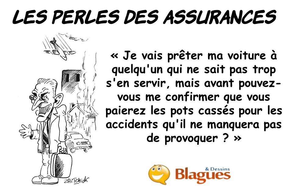 les perles des assurances