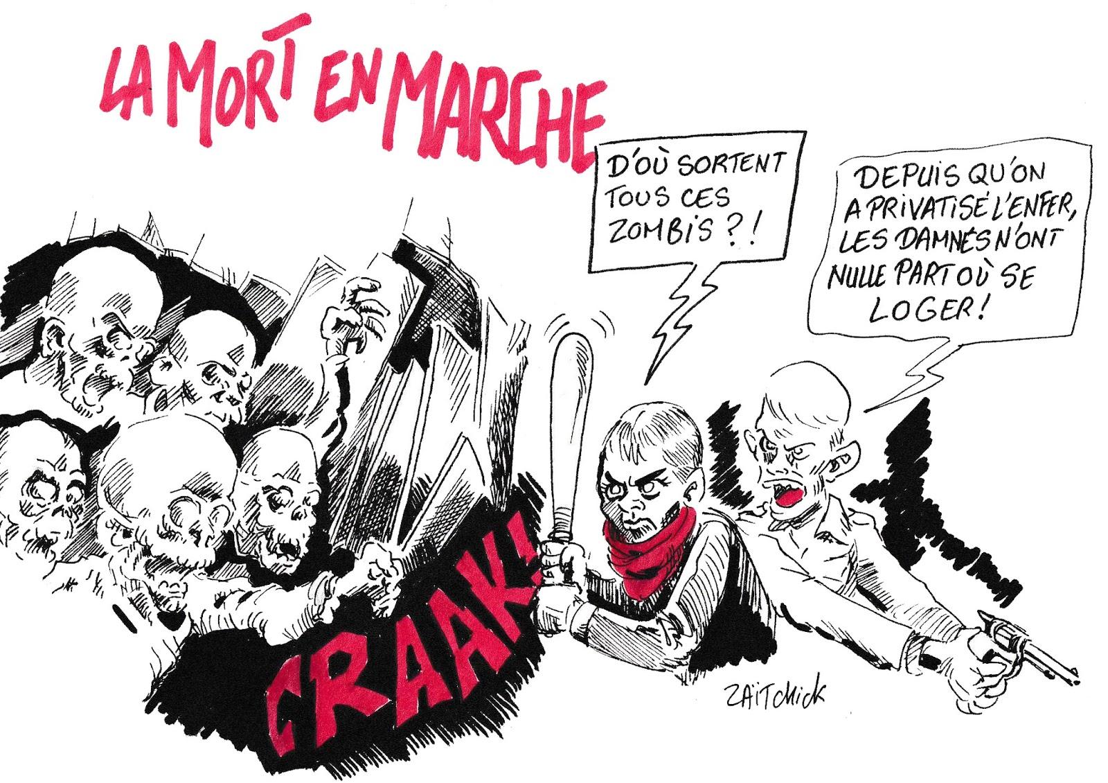 blague sur La République en Marche – Blagues et Dessins