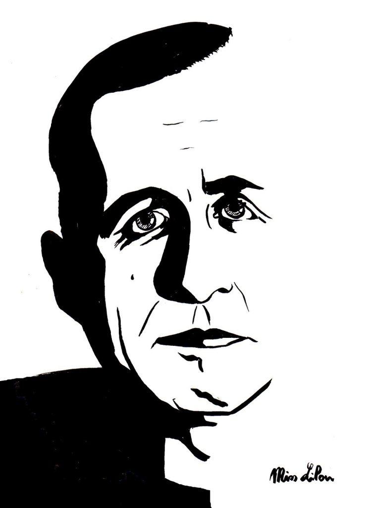 dessin de Miss Lilou sur la réforme des retraites et Ambroise Croizat