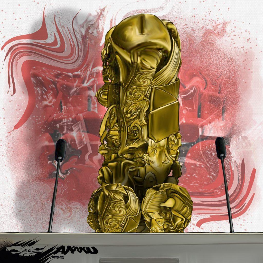 dessin d'actualité humoristique de Jerc sur l'affaire Roman Polanski et la cérémonie des Césars