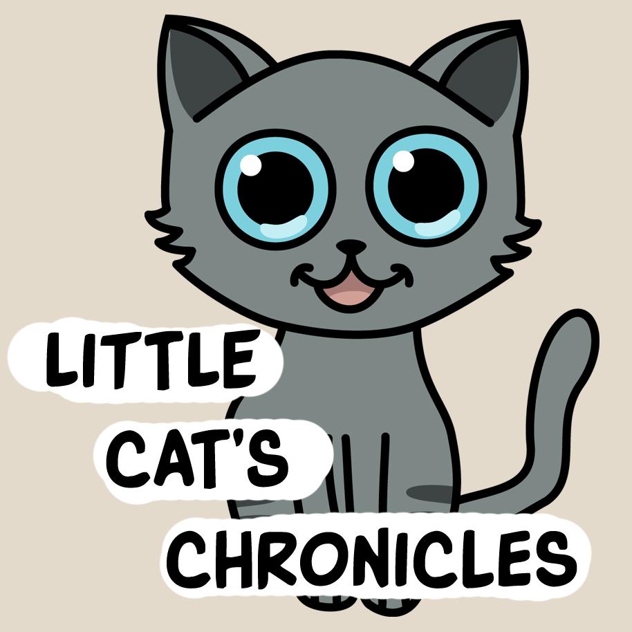 logo de Jon pour les Little Cat's Chronicles