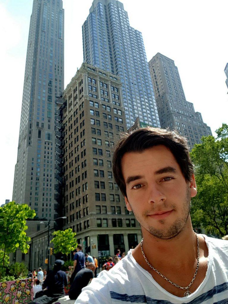 photo de Jon à New York
