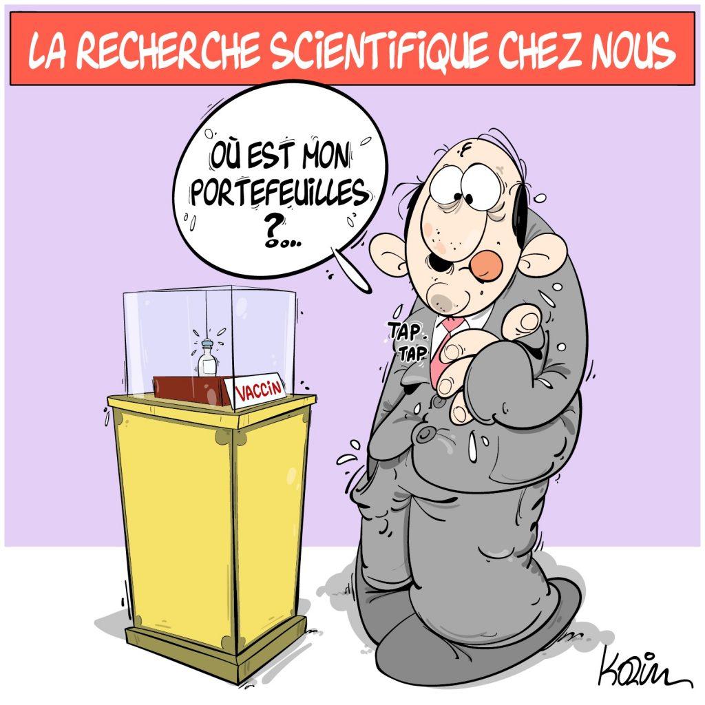 humour dessin humoristique image drôle actualité coronavirus virus algérie recherche