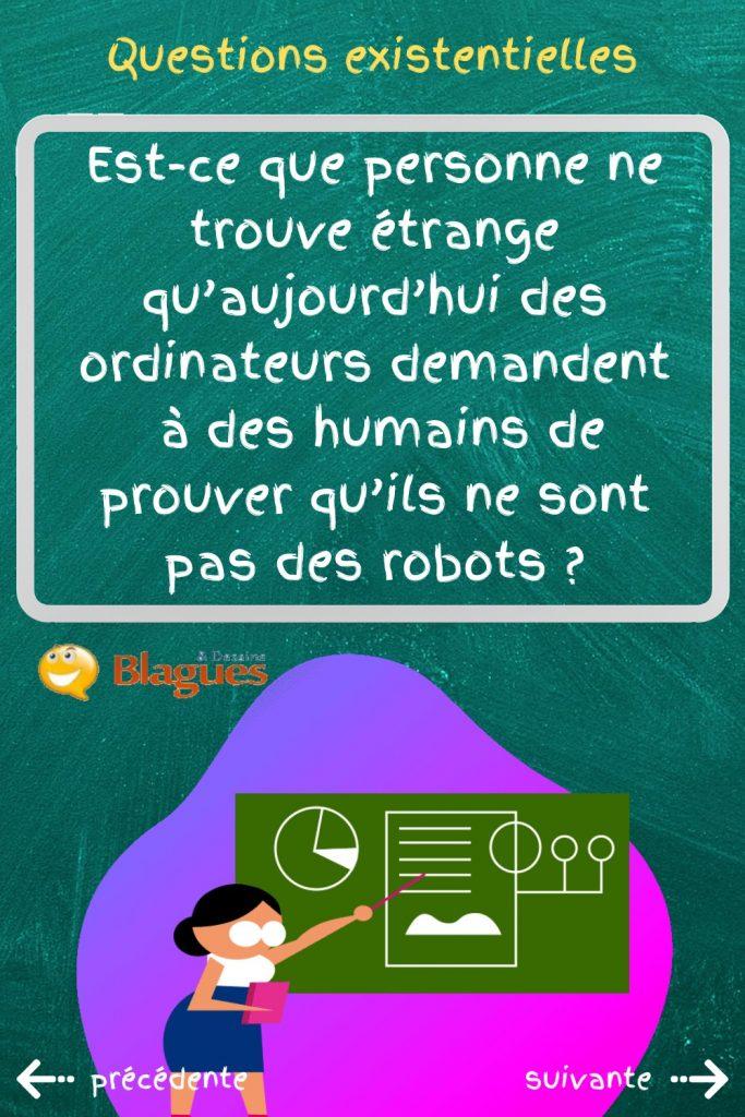 question existentielle ordinateur captcha robots informatique