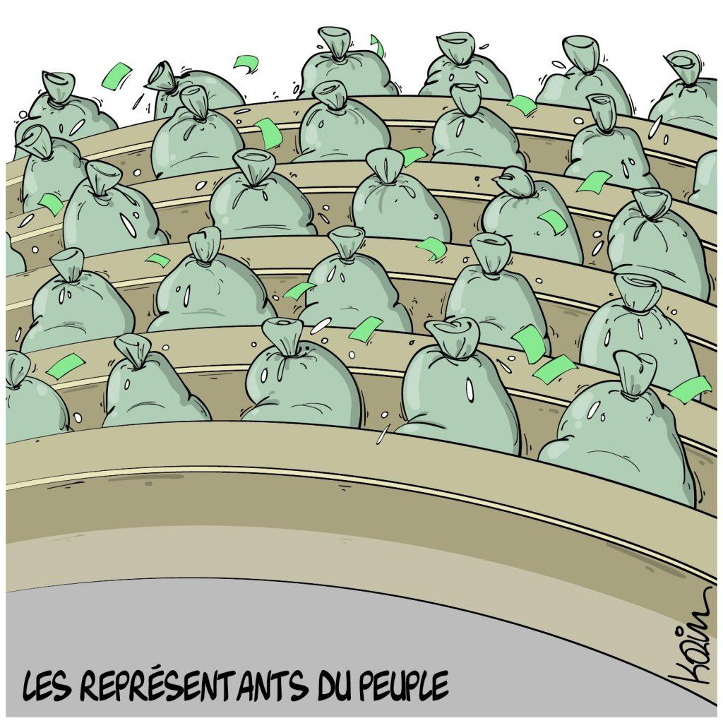 humour dessin Algérie politique humoristique image drôle représentants du peuple