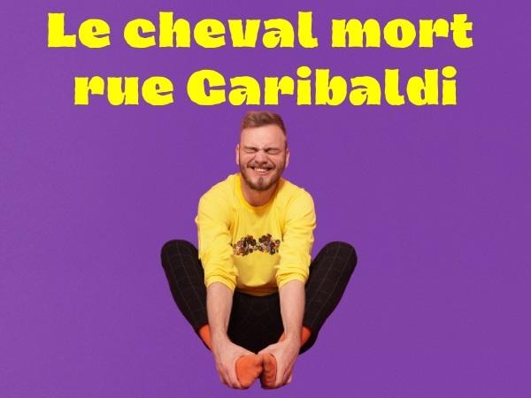 humour, blague sur les chevaux, blague sur les cadavres, blague sur Garibaldi, blague sur les téléphones, blague sur les bègues, blague sur les commissariats