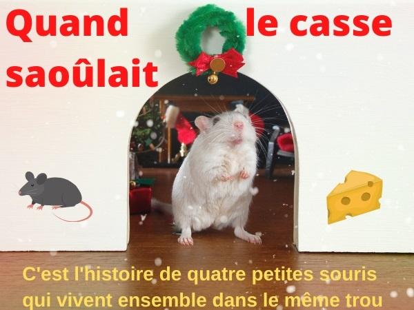 humour, blague sur les souris, blague sur Frank Sinatra, blague sur le cassoulet, blague sur les voleuses, blague sur l'alcool, blague sur les trahisons