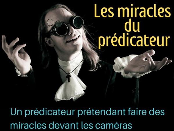 humour blague prédicateur religion miracles handicapés