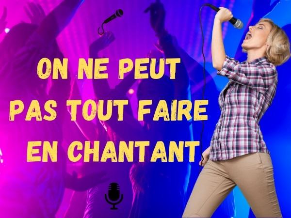 humour, blague chanter, blague chanson, blague Michel Sardou, blague gore, blague musique