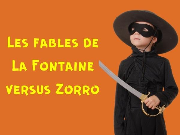 humour, blague sur Zorro, blague de Toto, blague sur Tornado, blague sur les fables de La Fontaine, blague sur les morales, blague sur faire chier