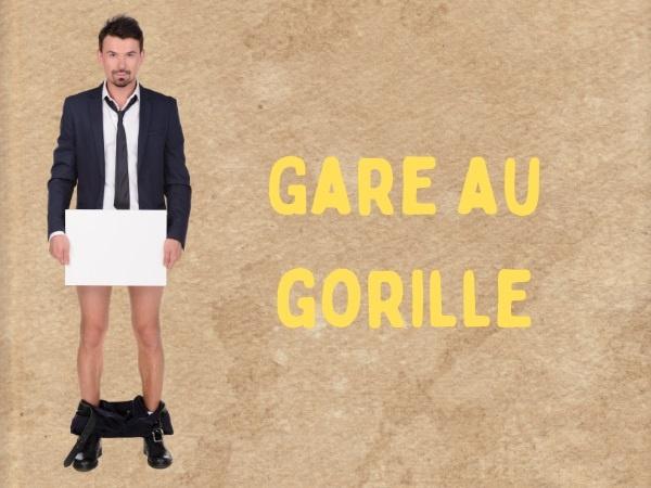 humour, blague sur les gorilles, blague sur l'Afrique, blague sur les safaris, blague sur les zoophiles, blague sur la sodomie, blague sur la tristesse