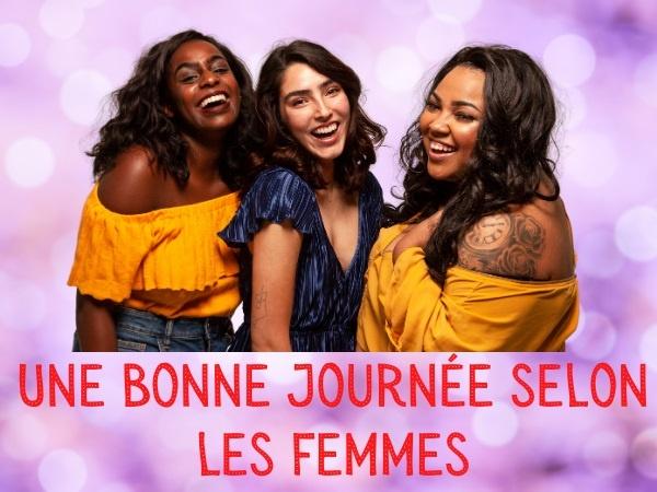 humour, blague sur les bonnes journées, blague sur les femmes, blague sur les petites culottes, blague sur le sperme, blague sur les colles, blague sur les murs