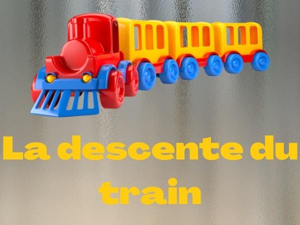 humour, blague sur les trains régionaux, blague sur les contrôleurs, blague sur les arrêts, blague sur les erreurs, blague sur les descentes, blague sur les gares