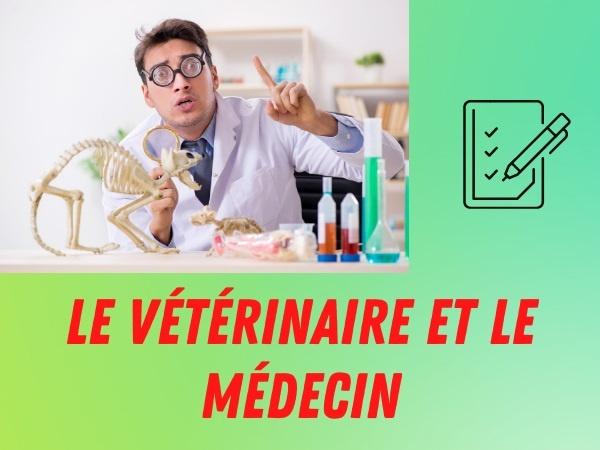 humour, blague sur les médecins, blague sur les vétérinaires, blague sur les patients, blague sur les diagnostics, blague sur les abattoirs, blague sur les symptômes