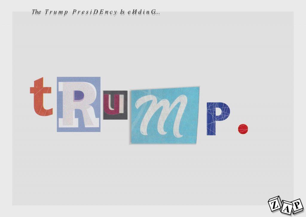 dessin presse humour Donald Trump image drôle États-Unis