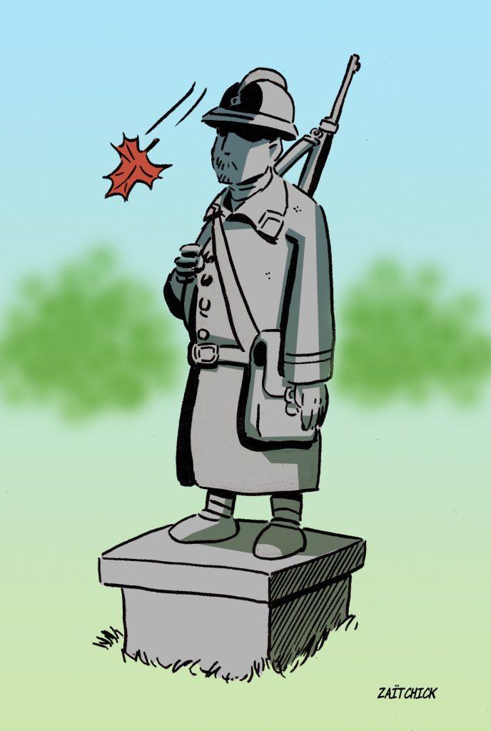 dessin presse humour onze novembre image drôle hommage 11 novembre