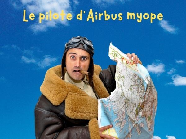 humour, blague sur Airbus, blague sur les pilotes, blague sur la myopie, blague sur les avions, blague sur le pilotage automatique, blague sur les tours de contrôle