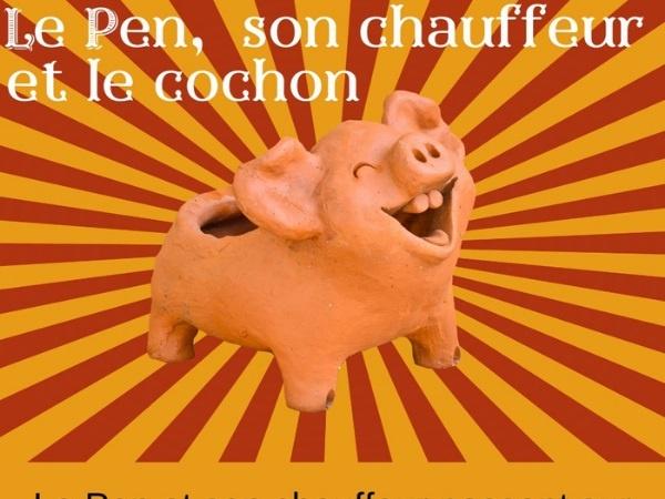 humour, blague sur Jean-Marie le Pen, blague sur les chauffeurs, blague sur les accidents, blague sur les cochons, blague sur les fermiers, blague sur l'incompréhension