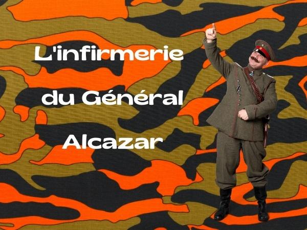 humour, blague sur les infirmeries, blague sur le Mexique, blague sur les dictateurs, blague sur l'armée, blague sur les hémorroïdes, blague sur les angines