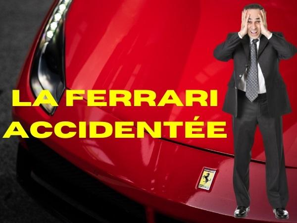 humour, blague sur les Ferrari Testarossa, blague sur les agriculteurs, blague sur les accidents de voitures, blague sur les Rolex, blague sur les pertes, blague sur l'argent, blague sur le fric