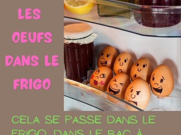 humour, blague sur les bacs à œufs, blague sur les réfrigérateurs, blague sur les frigos, blague sur les œufs, blague sur les kiwis, blague sur les sales gueules